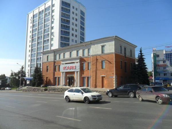 Офисное здание на ул. Заки Валиди, 64