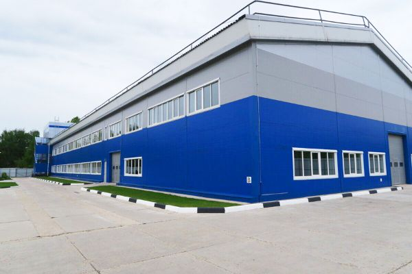 Офисно-складской комплекс на ул. Куртамышская, 9