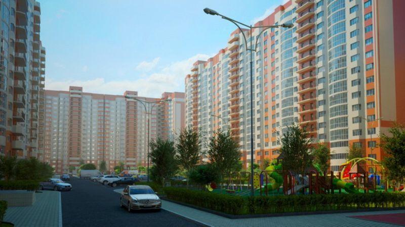 жилой комплекс Черёмушки