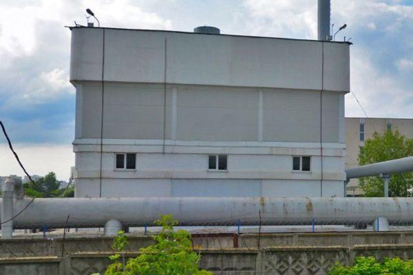Производственно-складской комплекс на ул. Верхние Поля, 25Ас1