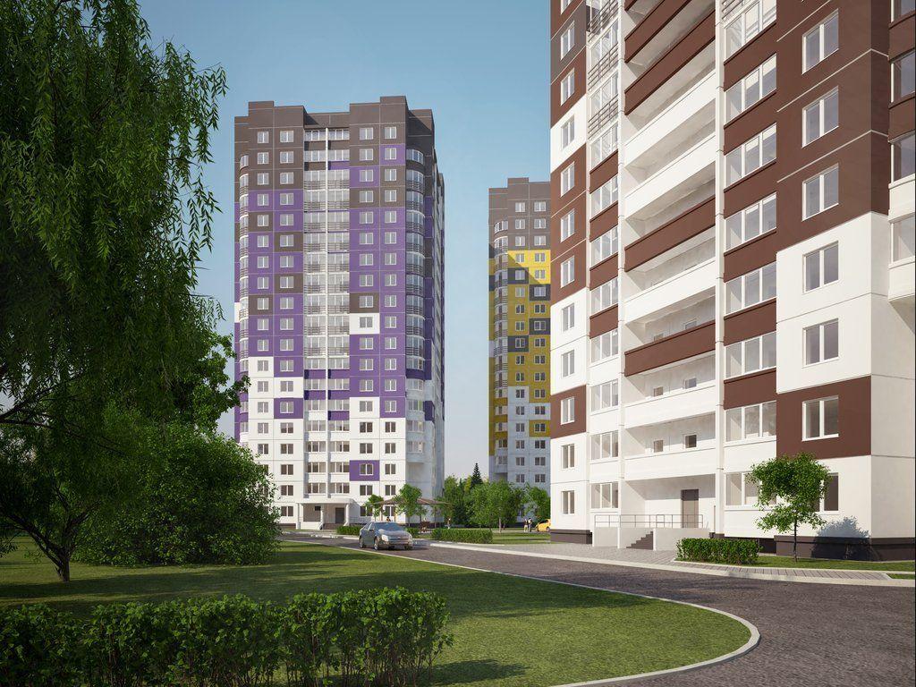 купить квартиру в ЖК Малиновка 2