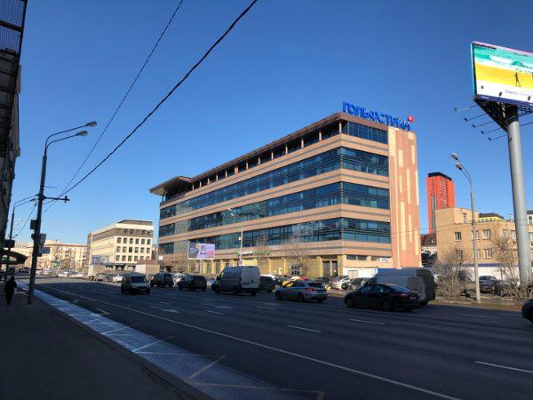 Бизнес-центр Z-Plaza (Зет-Плаза)