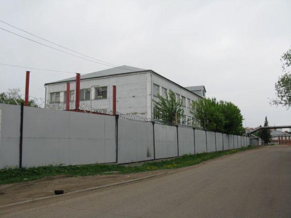 Производственно-складской комплекс на ул. Фабричная, 4