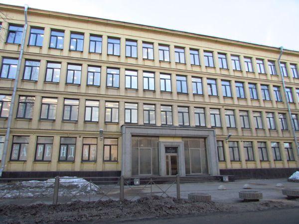 Бизнес-центр на Полюстровском проспекте, 32