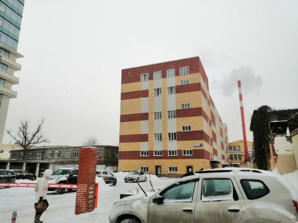 Офисное здание на ул. 5-я Ямского Поля, 7к2
