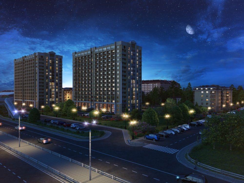 продажа квартир Березовый Парк