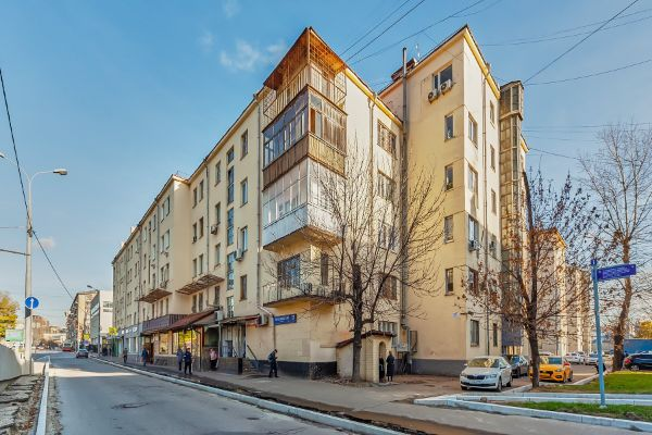 Торгово-офисный комплекс на ул. Автозаводская, 17к1