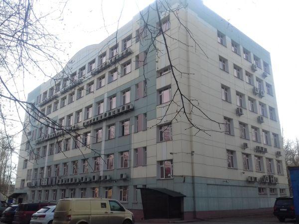 Офисный центр на ул. 2-я Энтузиастов, 3