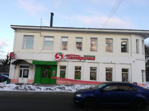 Торговый центр на ул. Климова, 2