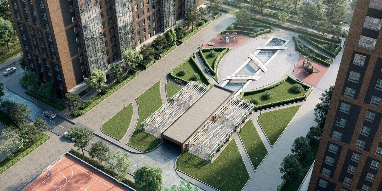 жилой комплекс Волго-Дон