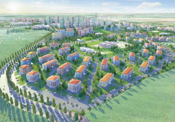 3-я Фотография ЖК «НОВИНКИ Smart City (НОВИНКИ Смарт Сити)»