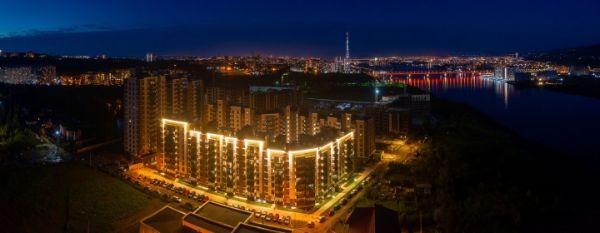 1-я Фотография ЖК «Сити-район Новый Академгородок»