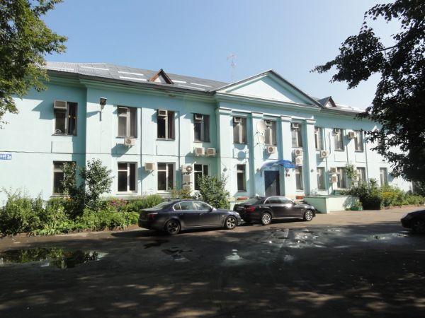 Офисное здание на Егорьевском проезде, 3Ас1