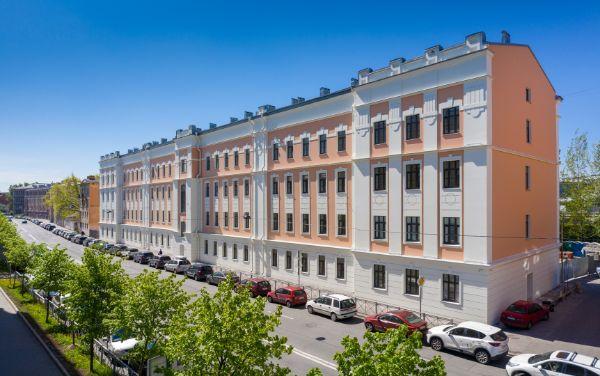 2-я Фотография ЖК «Acqualina Apartments (Аквалина Апартментс)»