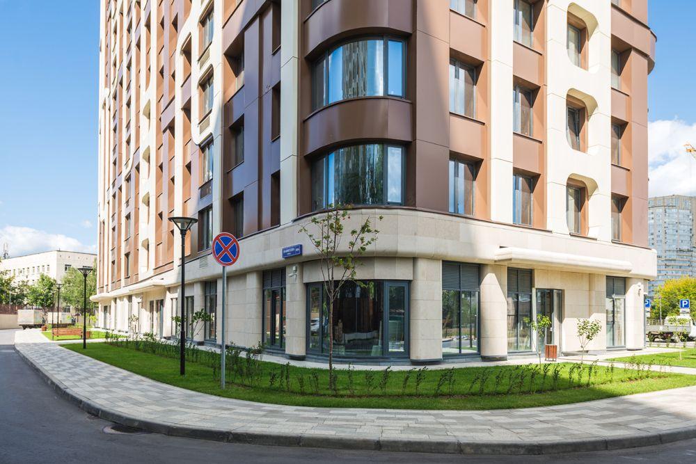 жилой комплекс VAVILOVE