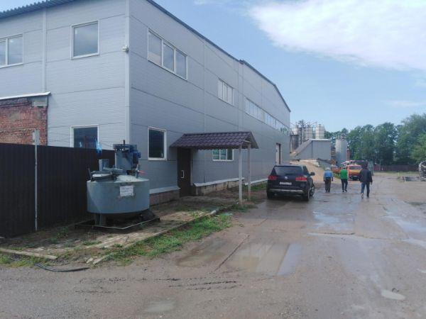 Офисное здание на ул. Промышленная, 7