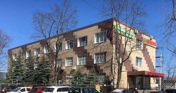 Административное здание на ул. Нестеренко, 25