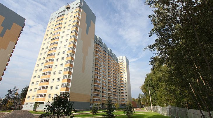продажа квартир Некрасовский