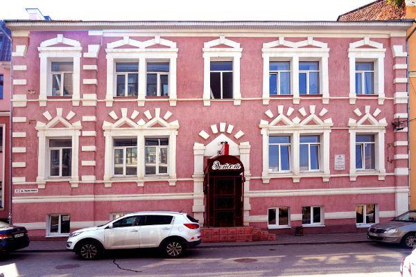 Административное здание на ул. Верхне-Сенная, 2