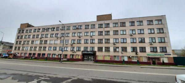 Офисно-производственный комплекс на ул. Электродная, 8