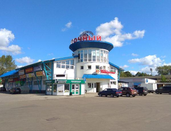 Торговый комплекс Восточный