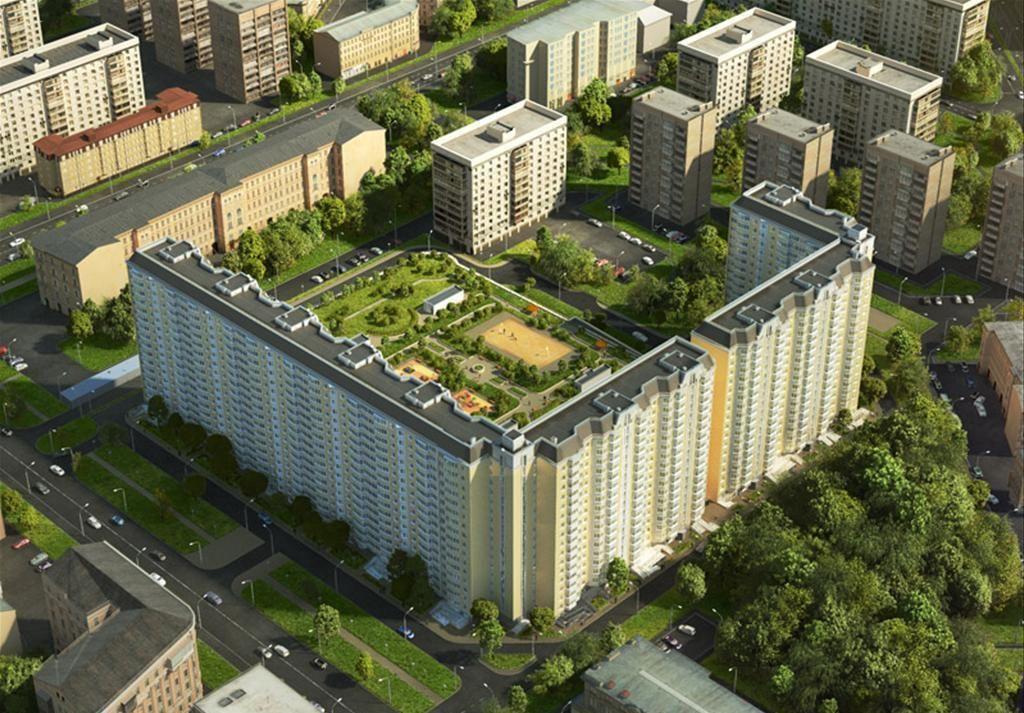 купить квартиру в ЖК Алексеево
