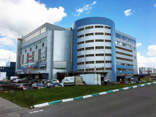 Торгово-офисный комплекс на ул. Клемента Готвальда, 6В