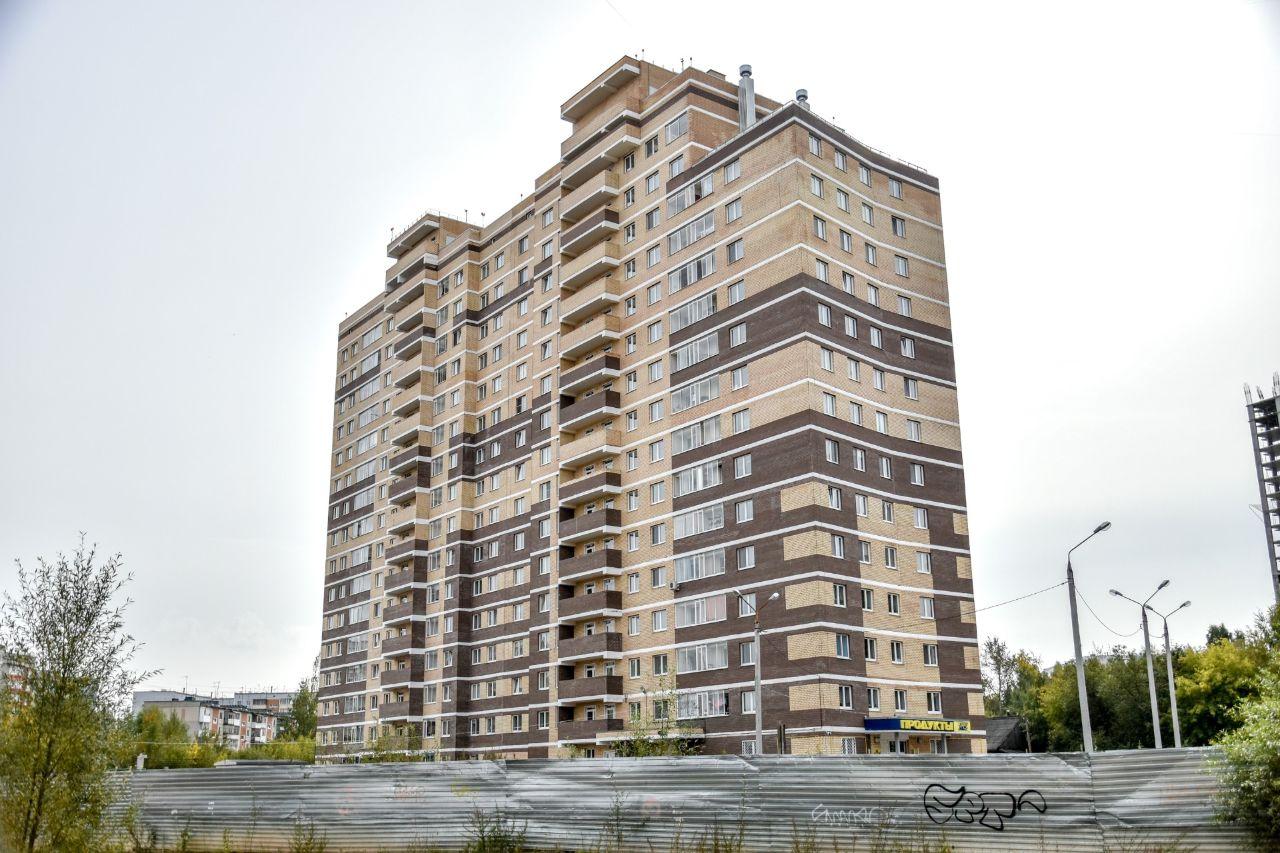 фото ЖК Дом на Байкальской