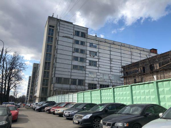 Офисный центр на ул. Новопоселковая, 6к216/2