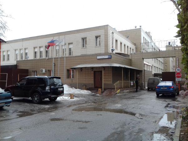 Офисно-складской комплекс Хроматограф