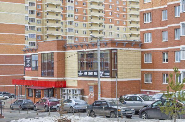 Торгово-офисный комплекс в микрорайоне Богородский, 19А