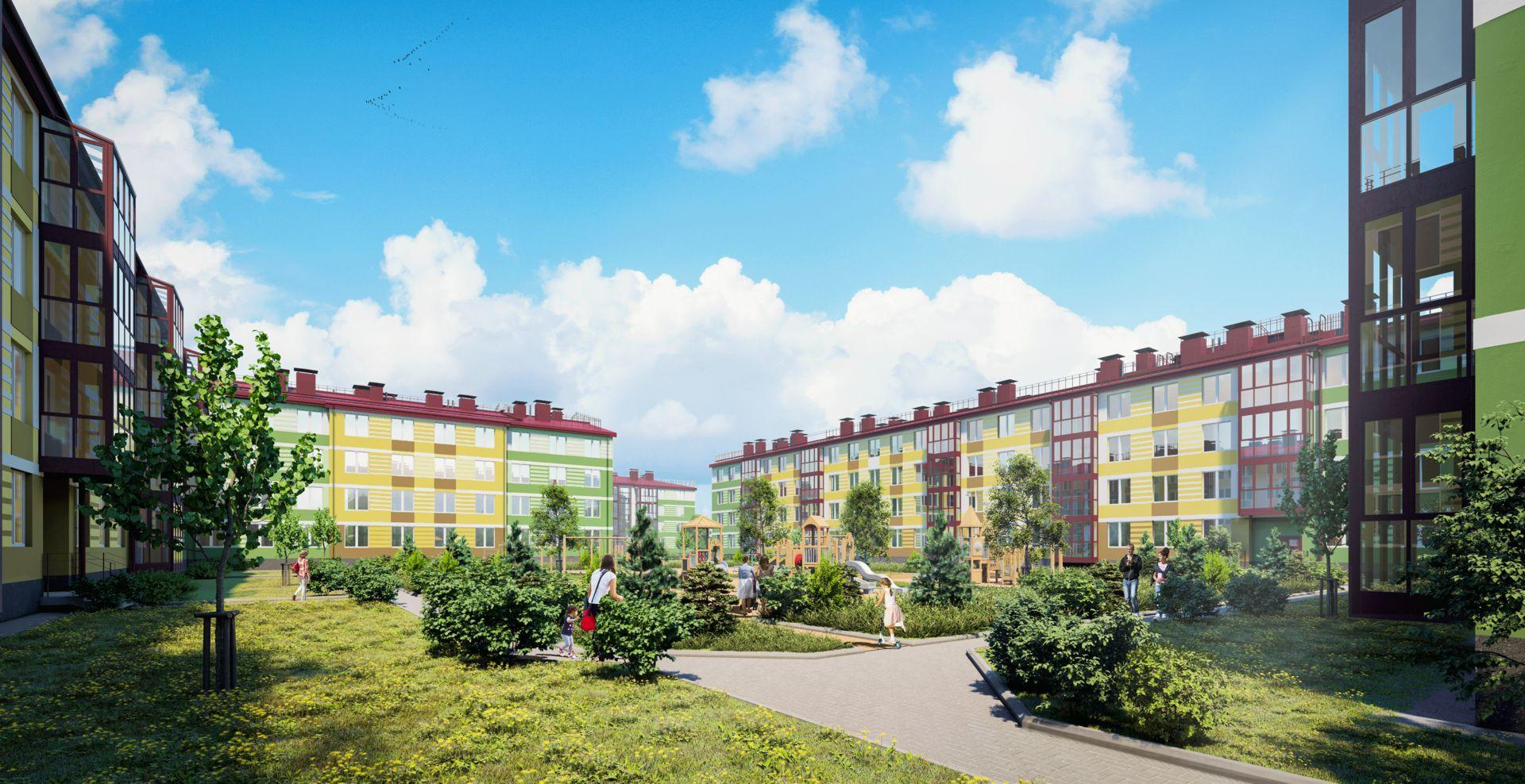 продажа квартир Образцовый квартал 10