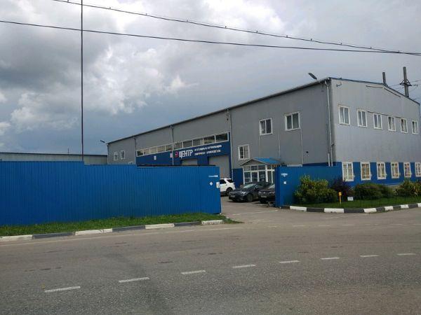 Административное здание на ул. Станционная, 20Ак1