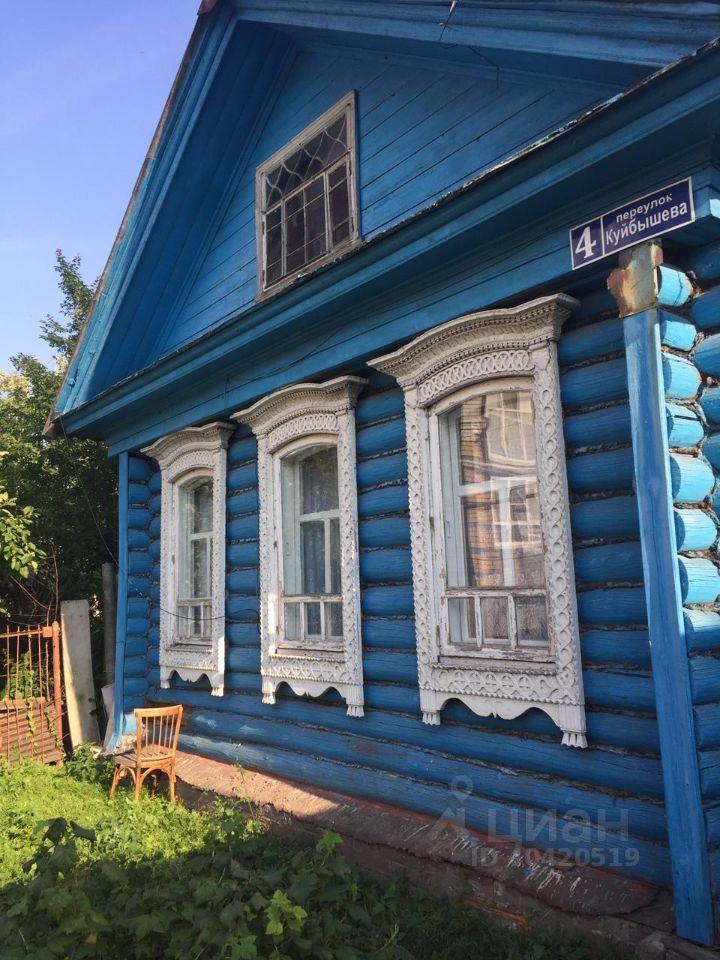 Продаю дом 60м² ул. Куйбышева, 4, Городец, Нижегородская область - база ЦИАН, объявление 260359994