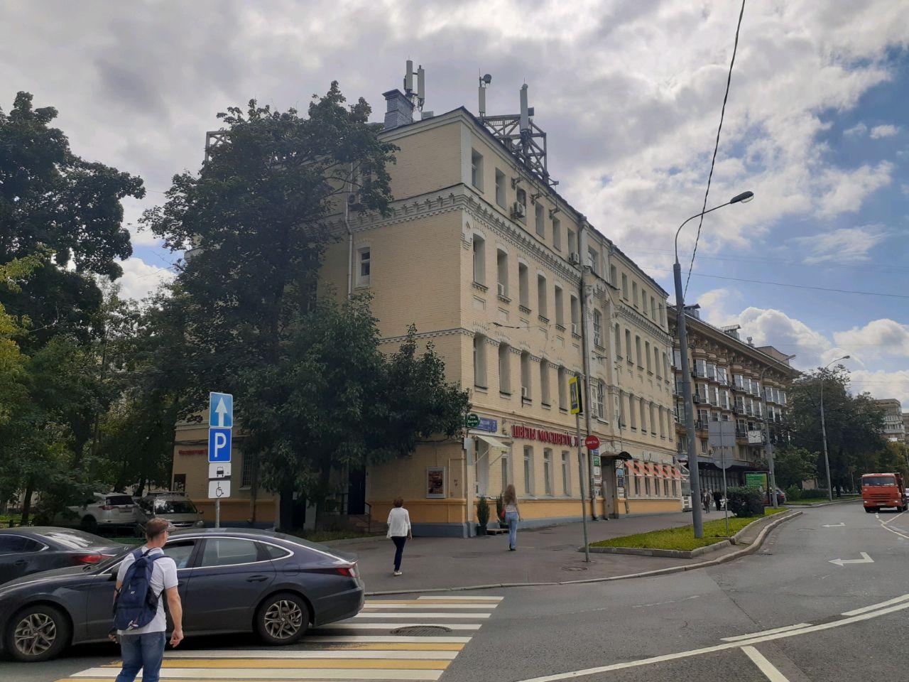 аренда помещений в БЦ на Комсомольском проспекте, 7с2