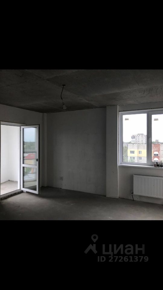 Продаю двухкомнатную квартиру 61.2м² Нижегородская область, Бор, 3-й микрорайон - база ЦИАН, объявление 249109577
