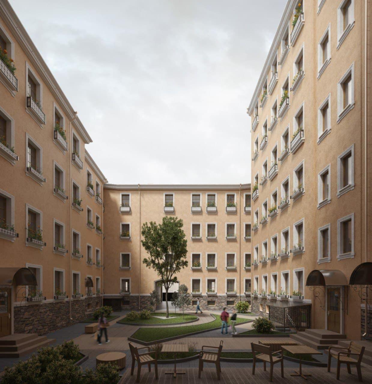 продажа квартир Borovaya (Боровая)