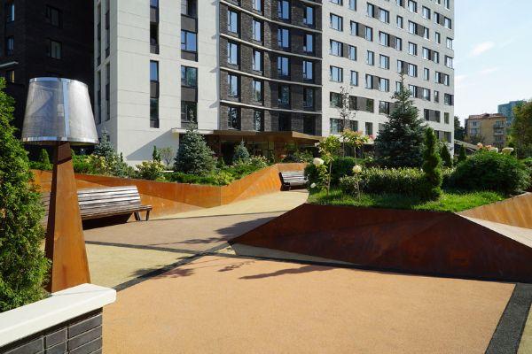 ЖК Union Park (Юнион Парк)