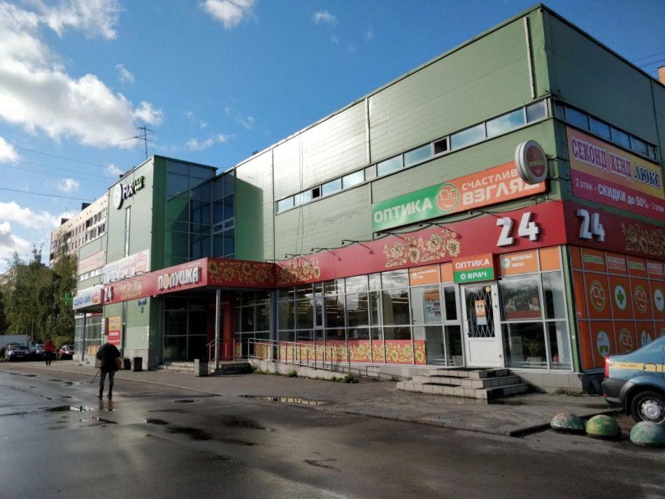 продажа помещений в ТЦ на ул. Будапештская, 53