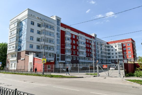 3-я Фотография ЖК «Циолковский»