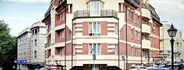 4-я Фотография ЖК «Дом в Гагаринском переулке»