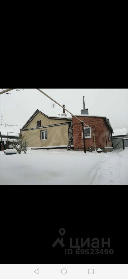 Продажа дома 61м² ул. Качалова, Копейск, Челябинская область - база ЦИАН, объявление 252081508