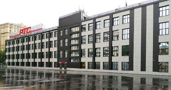 Бизнес-центр РТС Измайловский