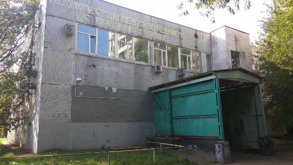 Административное здание на ул. Мартеновская, 39с2