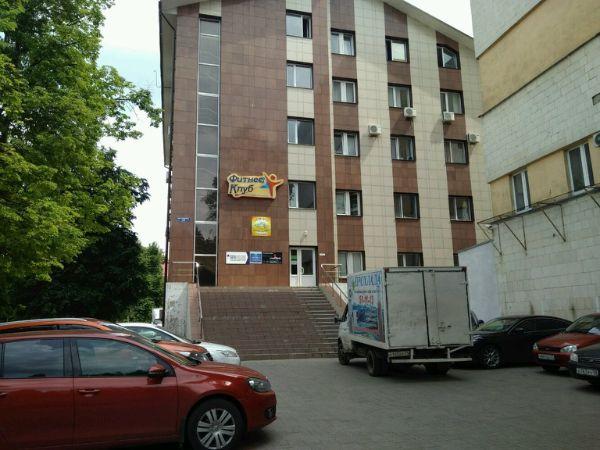 Отдельно стоящее здание на ул. Костюкова, 35В