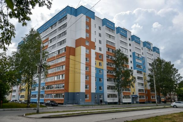1-я Фотография ЖК «по ул. Костычева, 32»