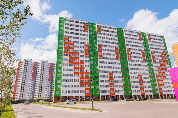 2-я Фотография ЖК «Volga Life (Волга Лайф)»