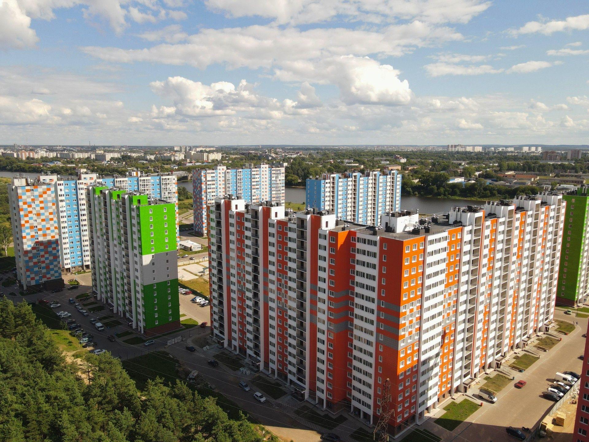 купить квартиру в ЖК Volga Life (Волга Лайф)