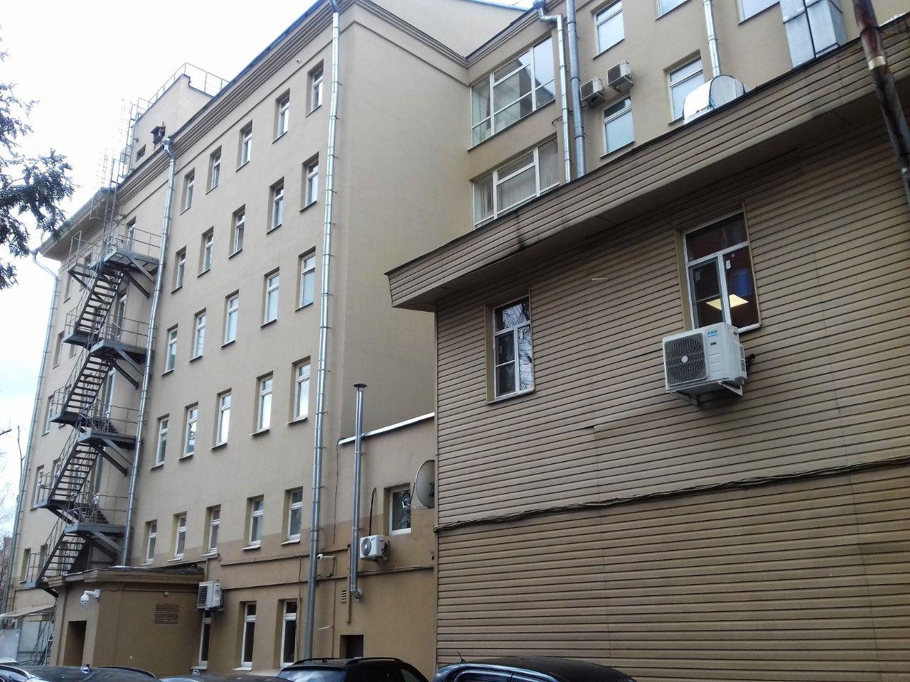 аренда помещений в БЦ на ул. Большая Якиманка, 39