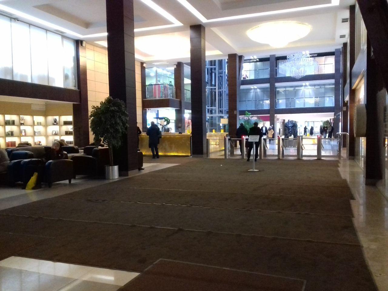 Бизнес Центр Омега Плаза (Omega Plaza) (19)